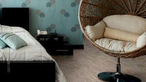 Пробковые полы для спальной